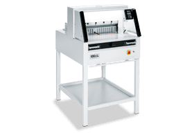 Ideal electric guillotines
