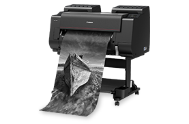Choose from the best wide format printers for photography and fine art