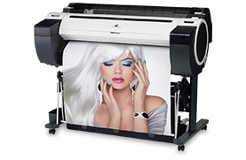Professional printers and services
